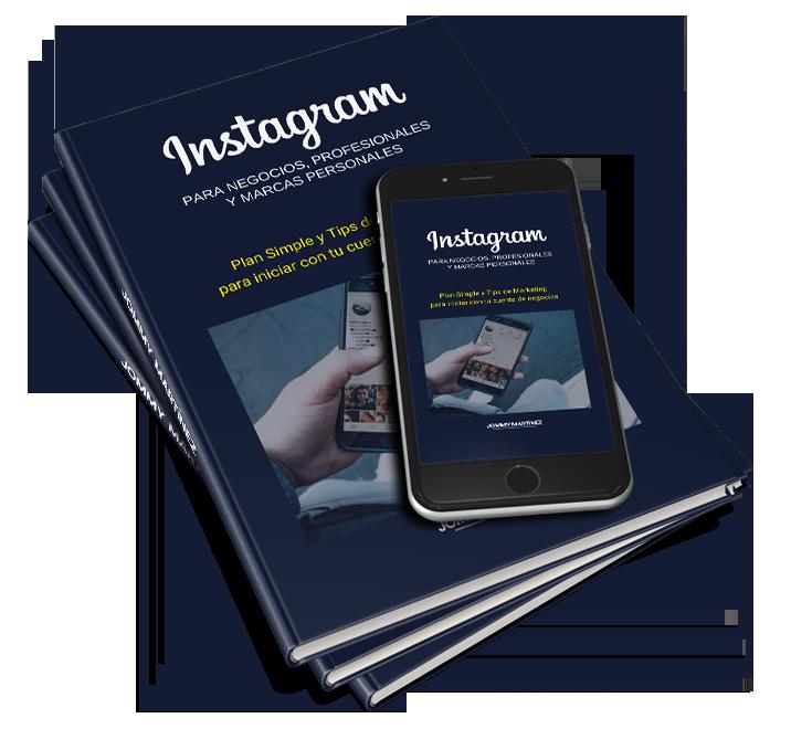 ebook instagram para profesionales
