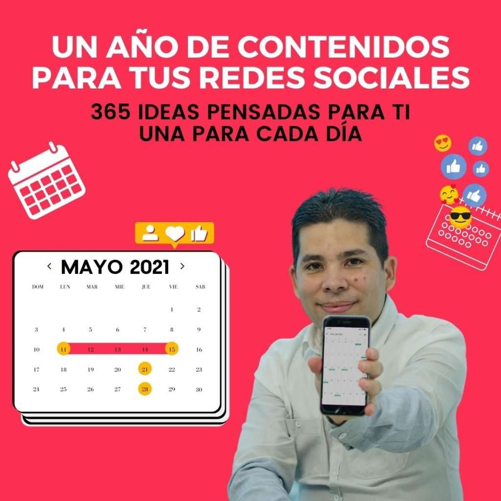 Calendario para Redes Sociales