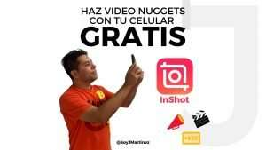 Video Nuggets Gratis desde tu celular